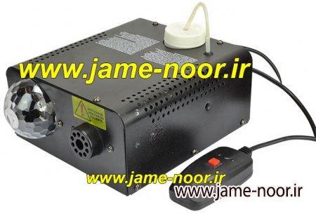 دستگاه بخار LED + ویدئو
