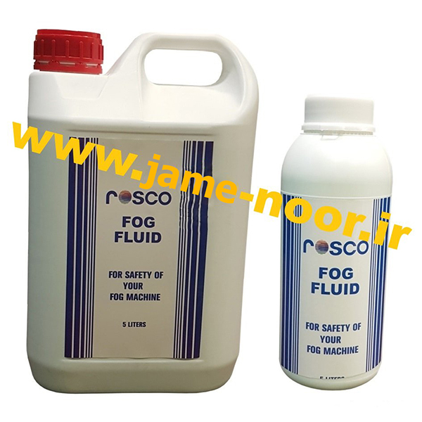 مایع بخار ساز مایع مه ساز مایع دودزا 5 لیتری غلیظ و بی بو حرفه ای ROSCO